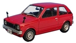 [First43 1/43] Suzuki Alto 1979 Red F43-115 Free shipping RARE hobby let... - $49.80