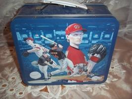 Arizona Diamond Backs Diamondbacks Sports Baseball Tin Lunch Box - $19.99