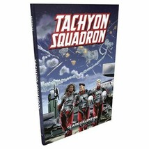 Fate Tachyon Squadron Expansion Roleplaying Game RPG Strategy EHP0042 - $29.99