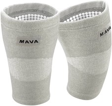 Mava Sports Reflexology Knee Support Sleeves (Pair) for Joint Pain and A... - $19.51