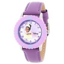 Disney Kids Multi-Princess Stainless Steel Time Teacher Watch fashion wrist - $61.37
