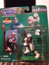 Starting Lineup Curtis Martin New York Jets Uniform 1998 Edition -NEW FR... - $9.89