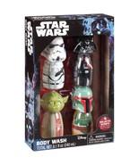 Star Wars Body Wash Gift Set, 4 pc, 8.1 fl oz - Mango, Grape, Berry, App... - $14.84