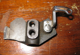 National Sewing Machine Vibrating Shuttle Treadle Take Up Lever w/Screw - $10.00