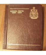 Canada Large Cent  Album 1858 - 1920 High Grade / Rare Varieties - $1,299.00