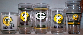 Mobil Football Glasses Green Bay Packers - $20.00