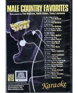 Forever Hits Male Country Favorites Karaoke DVD FH-4108 - $7.84