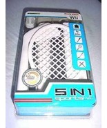 Wii 5 in 1 Sports Kit (Komodo) NEW - $9.79