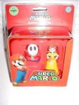 Super Mario Collector Tin Set Daisy & Shy Guy NEW - $9.79