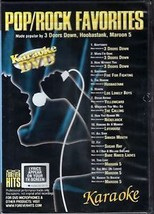Forever Hits Pop/Rock Favorites Karaoke DVD FH-4208 - $12.73