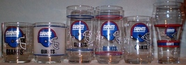 Mobil Football Glasses New York Giants - $24.00