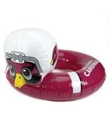 "NFL Arizona Cardinals Inflatable Inner Tube 24"" Pool Float NEW! - $10.00"