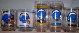 Mobil Football Glasses San Diego Chargers - $20.00