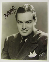 BOB HOPE SIGNED AUTOGRAPHED 8X10 PHOTO (DECEASED 03) w/COA COMEDIAN VAUD... - $200.00