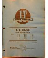 Case 430 Thru 1370 Tractors Flat Rate (I&T) Manual - $5.00