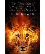 The Chronicles of Narnia ALL 7 BOOKS IN 1 VOLUME by C. S. LEWIS LION WIT... - $6.89