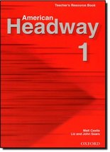 American Headway 1: Teacher's Resource Book Soars, Liz and Soars, John - $31.68