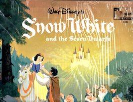 Snow White and the Seven Dwarfs -Record 33 rpm - $3.95