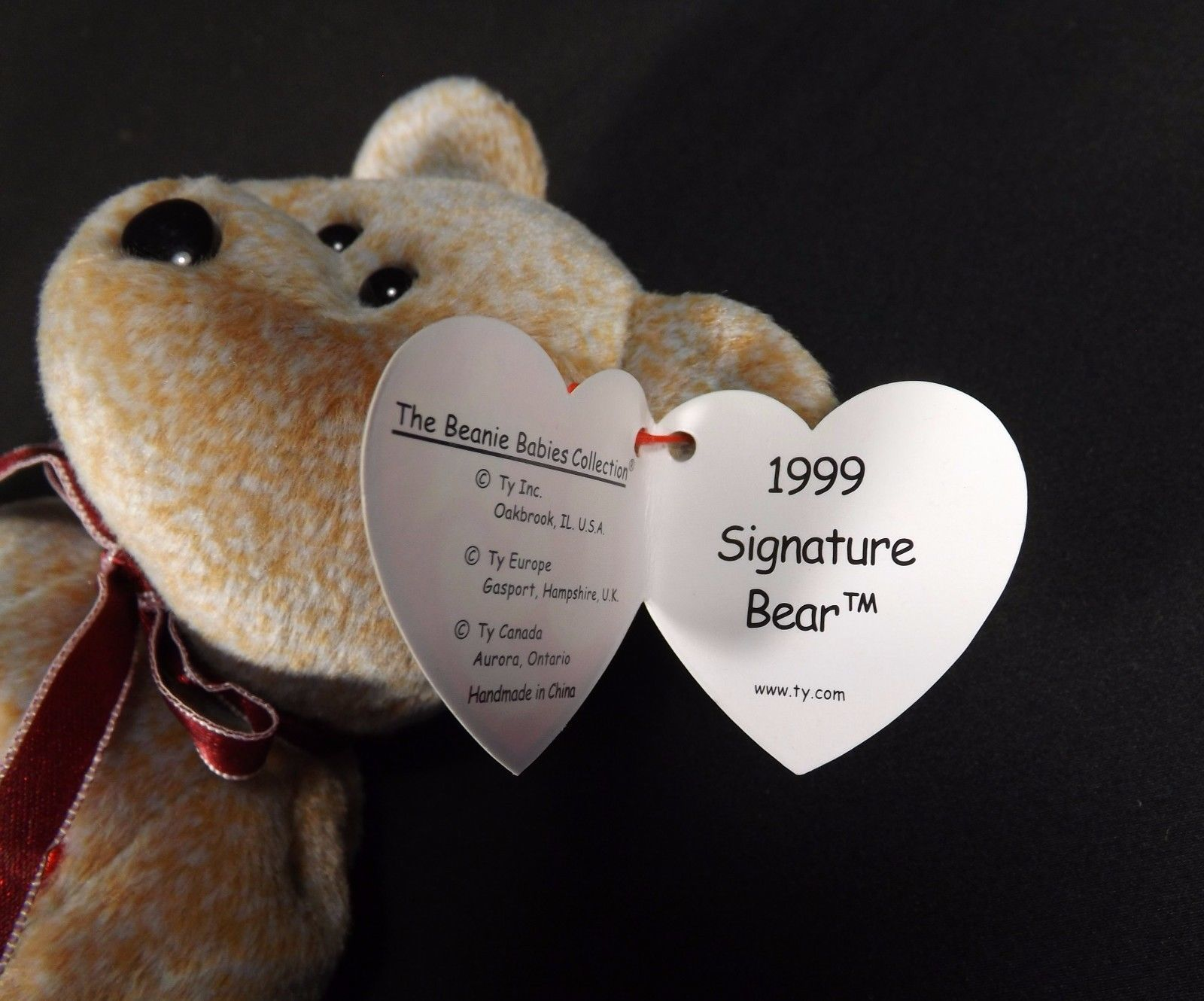 1ab93c22d98 1999 Signature Bear 4TH Generation Error and 15 similar items