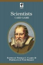 Scientists Poker Deck Game Marie Curie,etc - $6.99