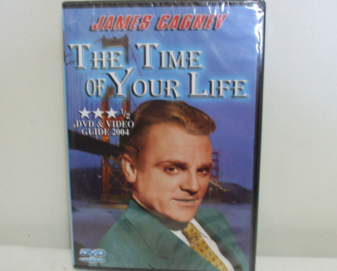 DVD New Sealed The Time of Your Life James Cagney