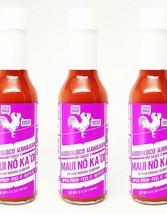 Adoboloco Maui No Ka Oi - Pure Trinidad Moruga Scorpion Hot Sauce - Extr... - $32.68