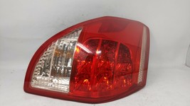 2006-2008 Toyota Rav4 Driver Left Side Tail Light Taillight Oem 67712 - $136.01