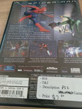 Sony PS2 Spider-Man  image 4