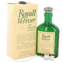 Royall Fragrances Royall Vetiver 4 oz All Purpose Lotion For Men - $39.37