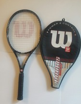 Wilson Tour Ti Stretch Titanium & Graphite Tennis Racquet No. 4 - 4 1/2 ... - $22.88
