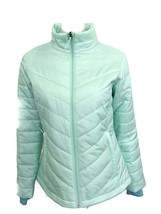 New Columbia Women's Morning Light Ii Jacket Mint Green Omni Heat Puffer XS-L