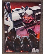 Transformers Megatron Glossy Print 11 x 17 In Hard Plastic Sleeve - $24.99
