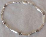 Brown silver bracelet c thumb155 crop