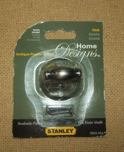 Stanley Hook S803-254 Antique Pewter Finish - $2.84