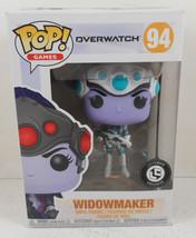 Funko Pop Overwatch Widowmaker Vinyl Figure Loot Crate Exclusive # 94 - $19.79