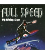 Full Speed CD DJ Ricky Dee 1995 - $3.98