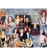 Sex and the City Mousepad - $12.95