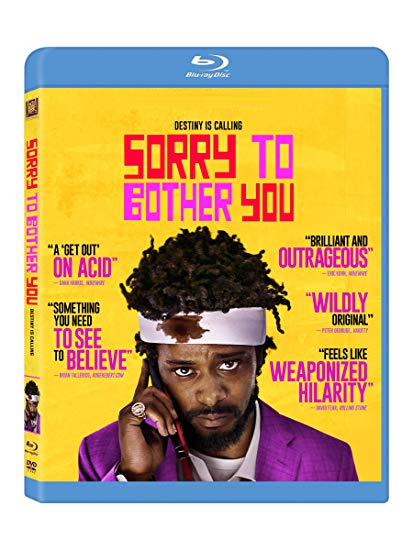 Sorry To Bother You [Blu-ray + DVD]