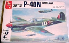 WarHawk Model Airplane P-40N - $9.00