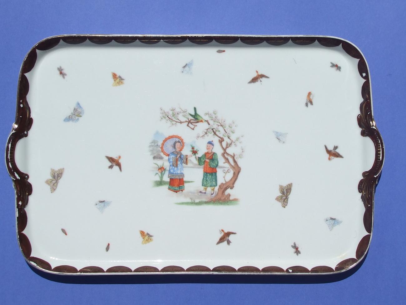 Chinese tray