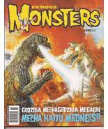 Famous Monsters Of Filmland #269 Godzilla Mechagodzilla Megalon Kaiju Ma... - $9.95