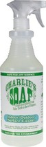 Charlie's Soap Indoor/Outdoor Surface Cleaner, 32-Fluid Ounce - $10.88