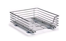 Household Essentials Sliding Chrome Cabinet Org... - $41.57