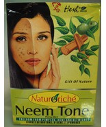Hesh Neem Tone Powder 100g FREEDOM FROM PIMPLES ACNE & BLEMISHES USA-FAS... - $4.99