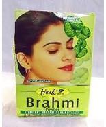 6 BOXES TOTAL! Hesh Herbal Brahmi Hair Powder BACOPA 100g USA SELLER FAS... - $19.95