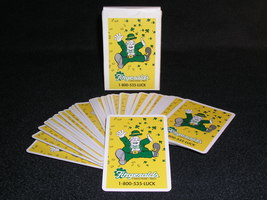 """Two Decks Of New Playing Cards From: """"Fitzgeralds Casino"""" - (sku#2426) - $18.99"""