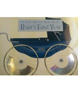 BABY's FIRST YEAR A Very Special Baby Book & 101 Lullabies  On 2 CD's New - $28.04