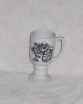 KAYSONS FINE IRONSTONE CHINA 1965 FOOTED ORIENTAL THEME CUP MUG VGC - $7.59