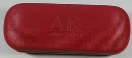 Anne Klein Hard Case Eyeglasses Red Clamshell - $9.73