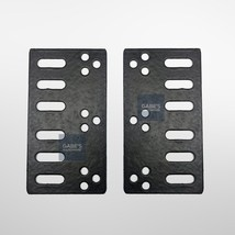 Universal Headboard Extension Bed Frame Adapter Plates Set - $10.84